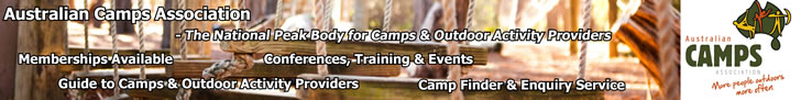 Australian Camps Association - FREE online booking enquiry service