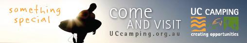 Uniting Church Camping