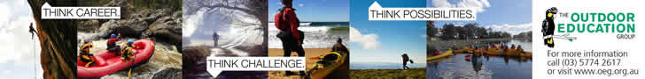 The Outdoor Education Group - Growth Through Experience