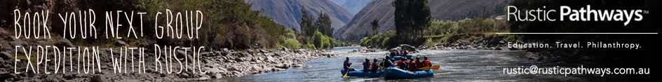 Book your next group expedition with Rustic