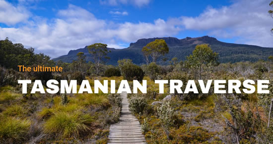 Australian first Great Tasmanian Traverse