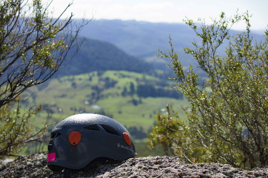 Climbing helmet. Copyright CYC 2020. All rights reserved.
