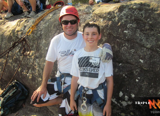 Father & Son Camp. Copyright The Outdoor Adventure Company 2020. All rights reserved.