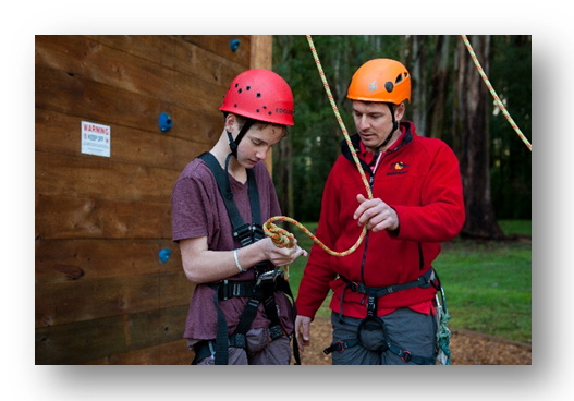 Climbing Wall. Copyright Binadree 2021. All rights reserved.
