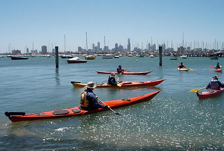 Introduction to Sea Kayaking. Copyright Sea Kayak Australia 2014. All Rights Reserved.